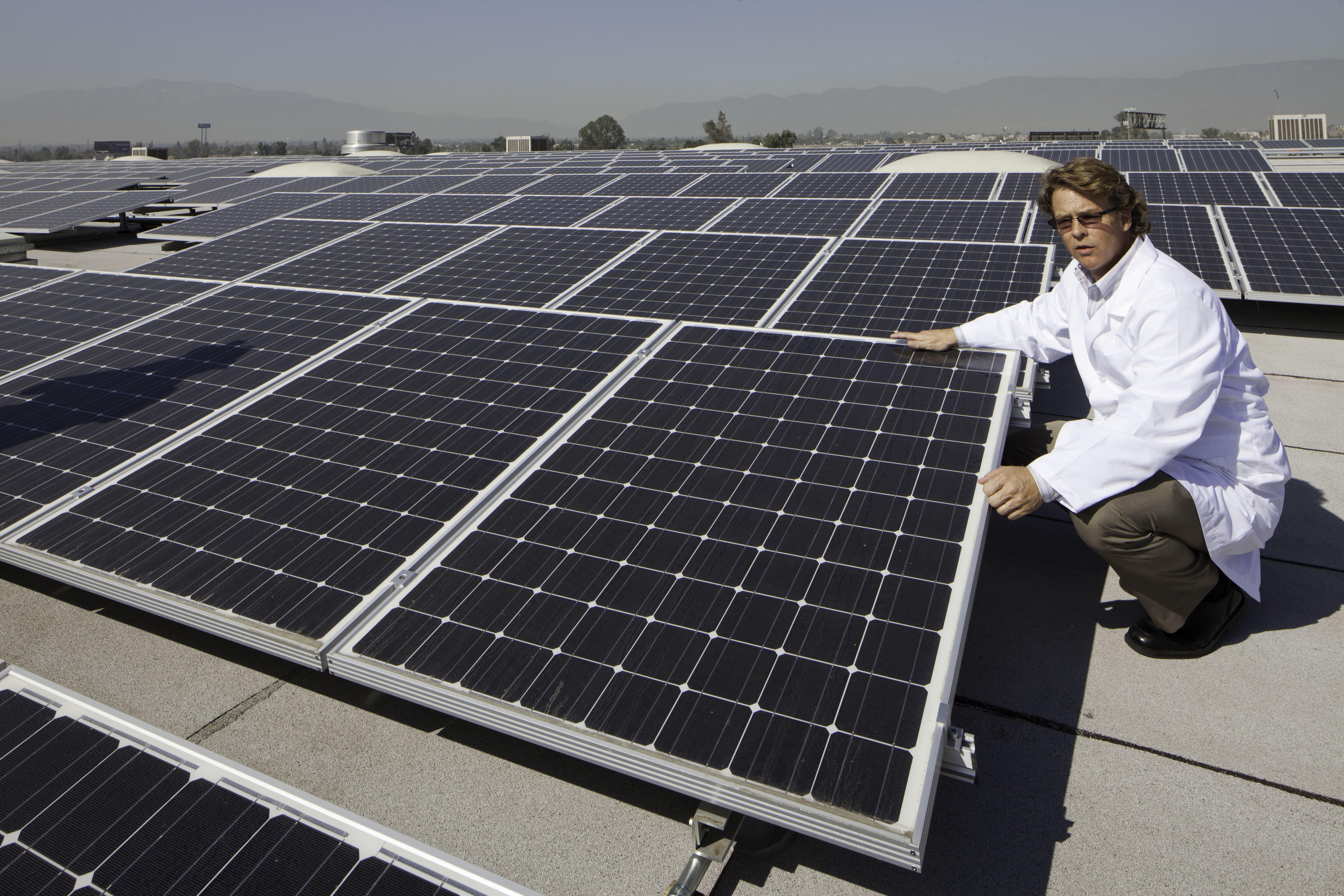 ייצור חשמל סולרי – המודל העסקי